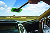 Windschutzscheibenreinigung Und Putzreinigungstuch Glasreiniger Wischer