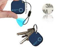 Bluetooth-Schlüsselfinder mit Schlüsselbund