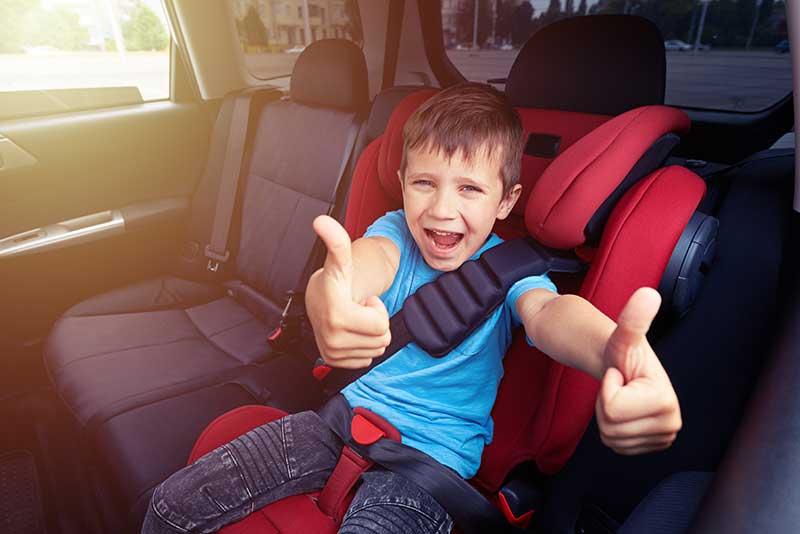 Gurtpolster Gurtschoner Auto Kinder Polster Schulterpolster blau sehr weich