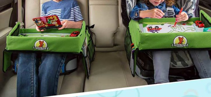 Kinder-Reisetisch