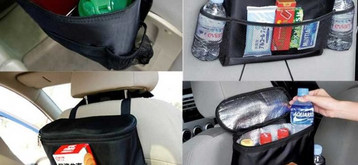 Rücksitztasche