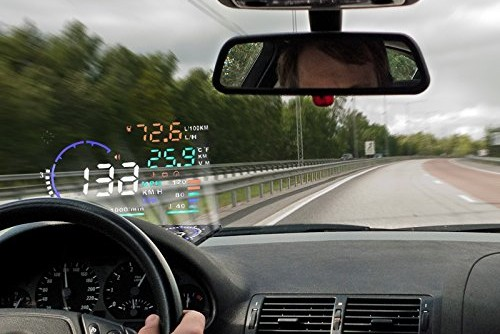multi color head up display die besten auto gadgets. Black Bedroom Furniture Sets. Home Design Ideas