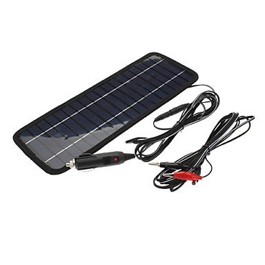 auto solar ladeger t die besten auto gadgets. Black Bedroom Furniture Sets. Home Design Ideas